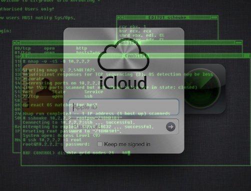 ICloud Hack Scam