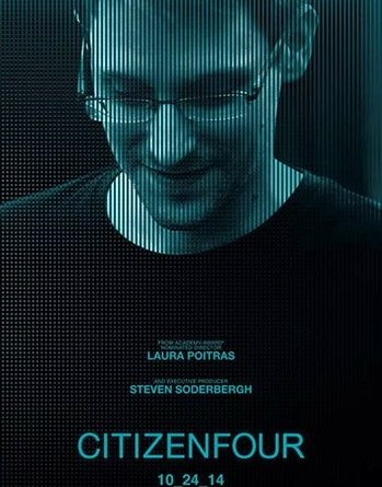 Snowden Film Citizenfour To Be Released Soon