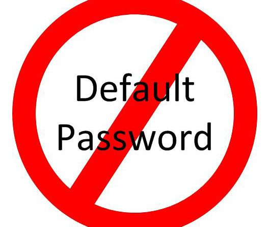 default password metasploitable2