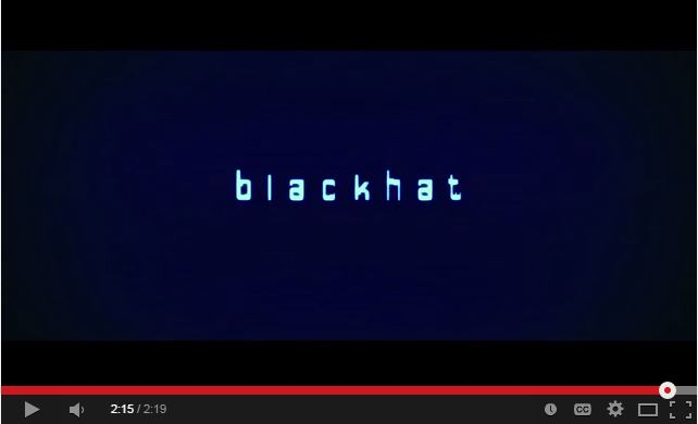 Blackhat Official Trailer