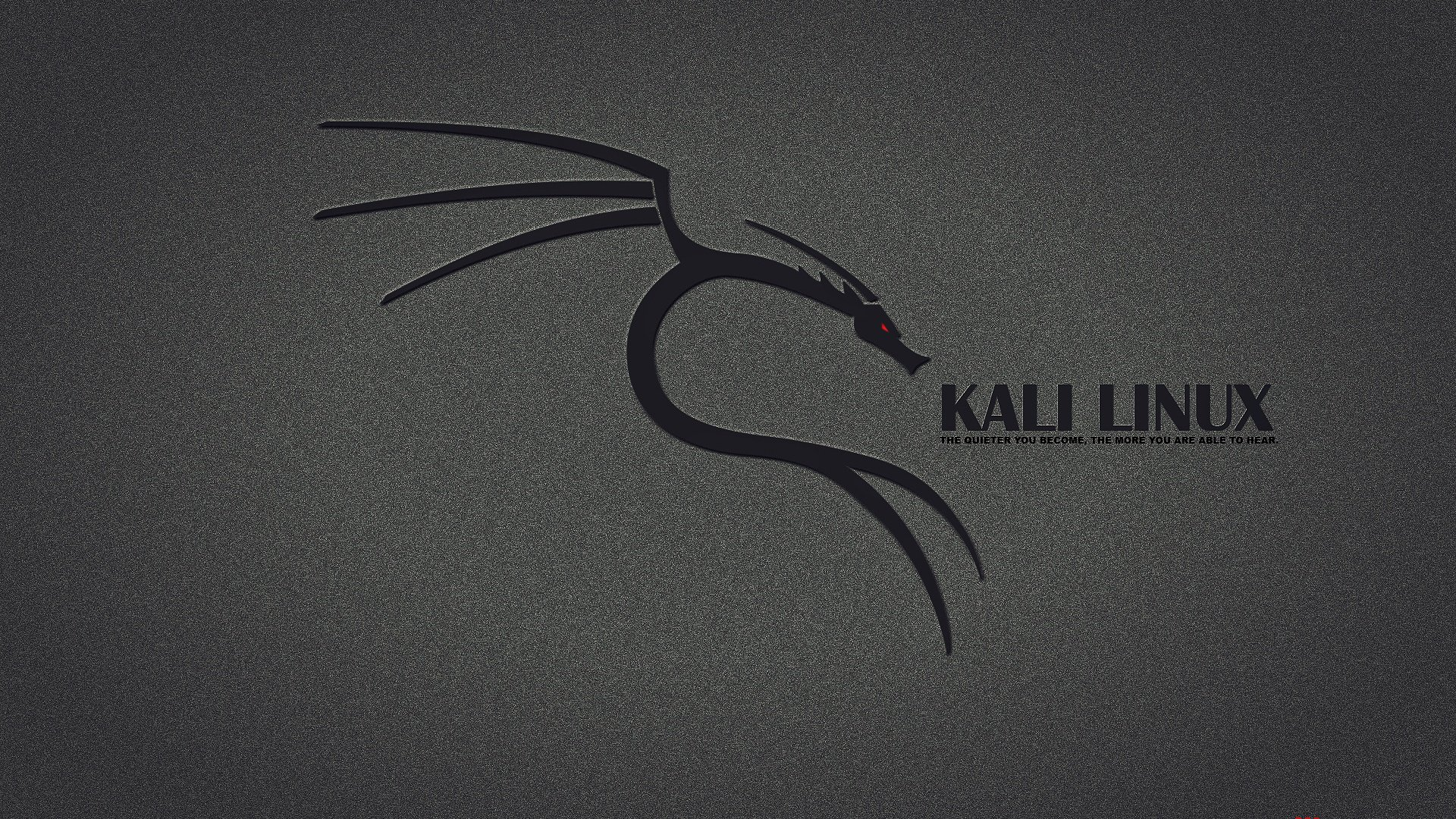 Getting Started With Kali Linux
