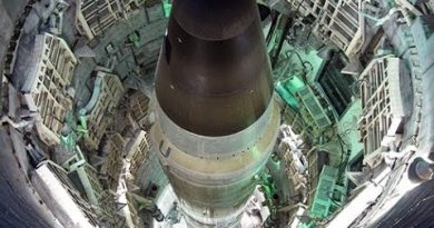 US Nuclear Arsenal Is Managed By Using Floppy Disks