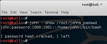 How to Crack Passwords in Kali Linux Using John The Ripper - Latest