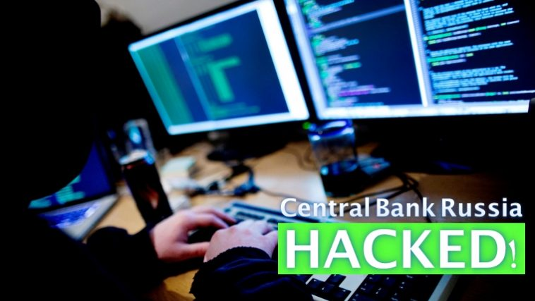 Russia's Central Bank Hacked