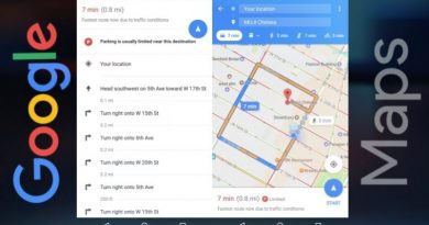 Google Maps Will Soon Help You FInd Parking