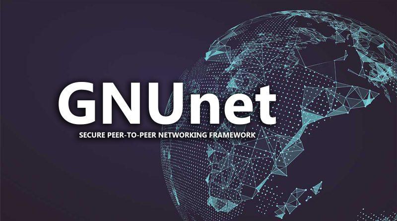 GNUnet-p2p-network-framework