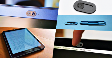 """This Tiny """"Spyslide Webcam Cover"""" Can Protect Your Privacy From Hackers"""