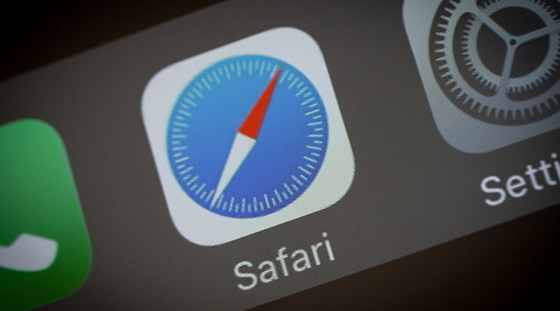 Apple Safari browsing history shared with Tencent