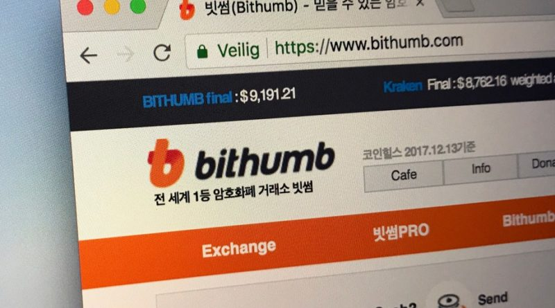 Bithumb crypto exchange hacked