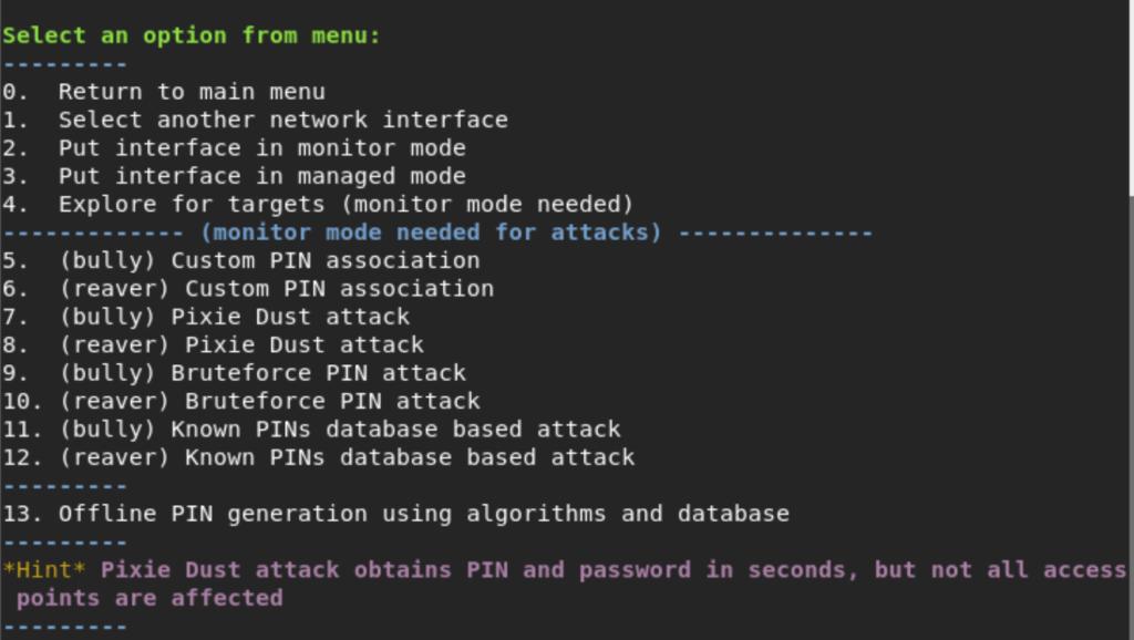 Airgeddon wifi hacking tool