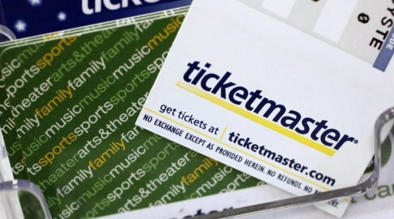 Ticketmaster fine data breach
