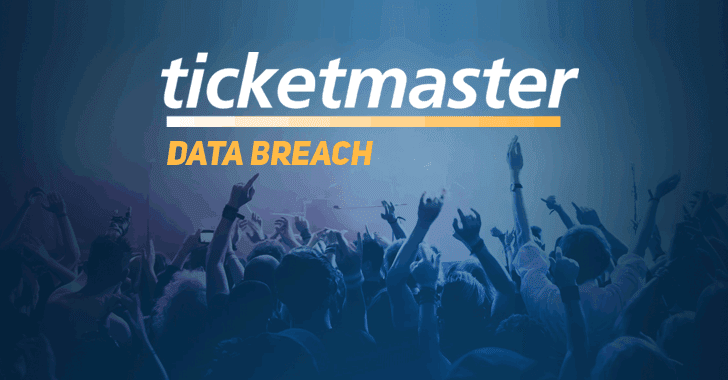 Ticketmaster data breach incident