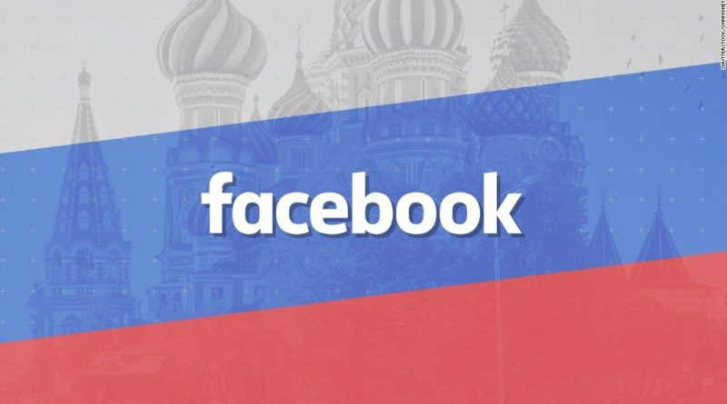 Facebook shared user data with Russian company