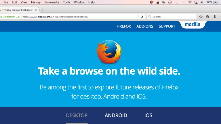 Time Travel Debugging Under Testing by Mozilla For the Next