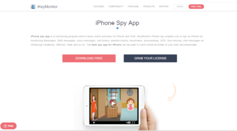iphone spy software for parents