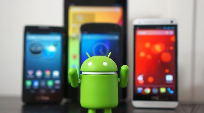 Android phones from 11 vendors