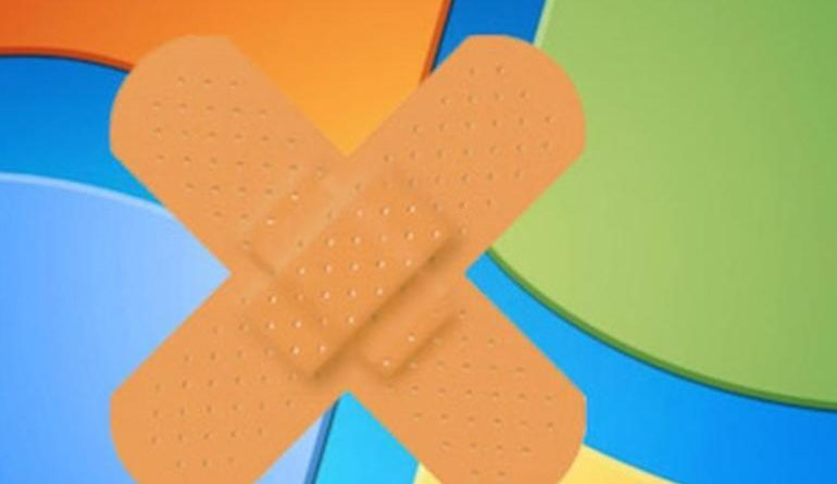 Microsoft April patch tuesday