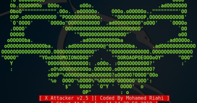 XAttacker Tool – Scan and Auto Exploit Web Vulnerabilities