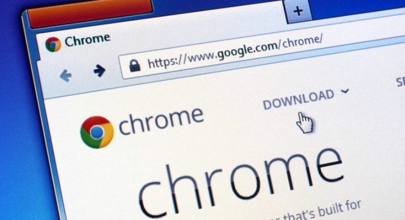Chrome secretly logs