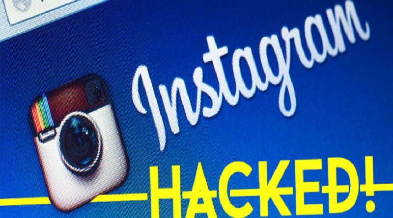 Instagram accounts hacked