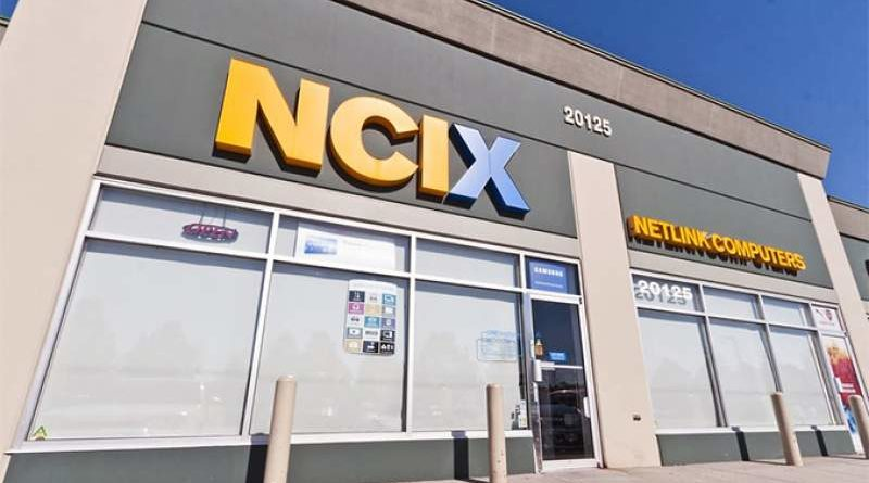 NCIX data breach