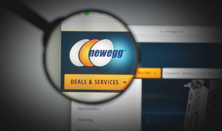 NewEgg data breach