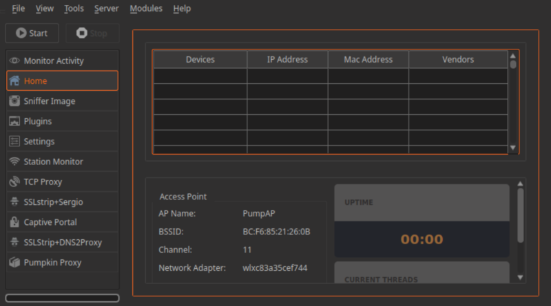 Wifi Pumpkin – WiFi MITM Attack and Audit Framework - Latest Hacking