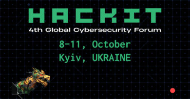 Security In The Crypto World: Exchanges, Wallets, Personal Data. Kiev To Host The Largest Cybersecurity Forum In Eastern Europe