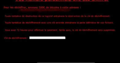 Virobot Ransomware Logs Keystrokes and Adds PC to Spam Botnet
