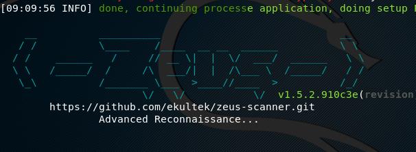 zeus scanner
