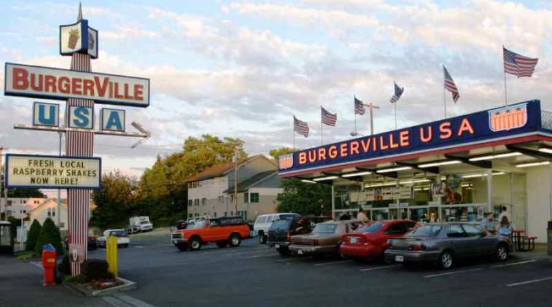 Burgerville hacked by Fin7
