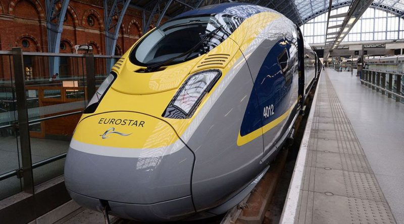 Eurostar reset passwords