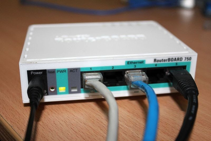 Multiple Vulnerabilities In RouterOS Affected MikroTik Routers