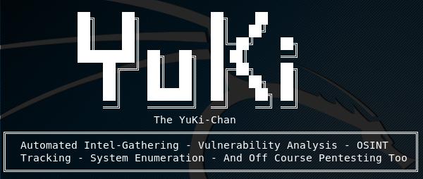 Yuki Chan the Auto Pentest