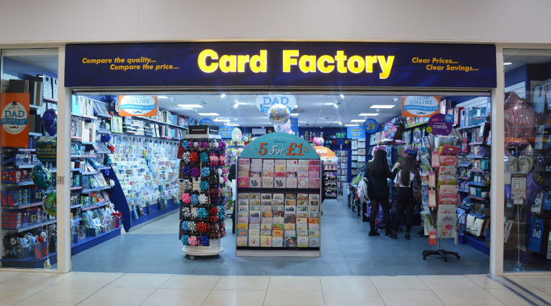 Card Factory Hack Interview