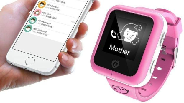 Misafes smart watch vulnerability