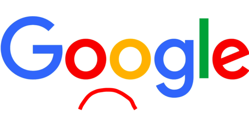 Google went down