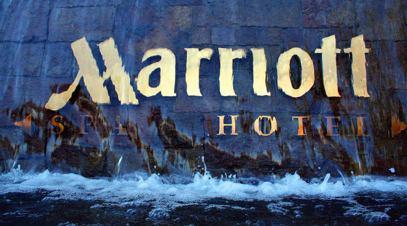 Marriott security breach