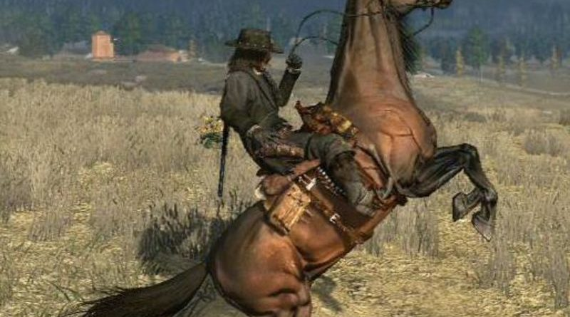 Red dead redemption 2 horse glitch