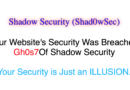 Sheger Payment Gateway Hacked By Shad0wSec