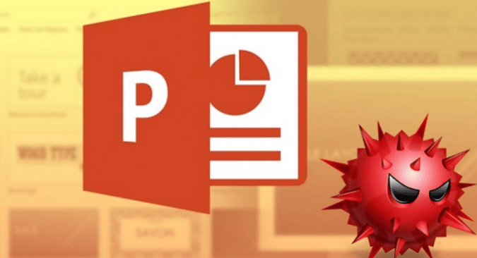powerpoint malware hack