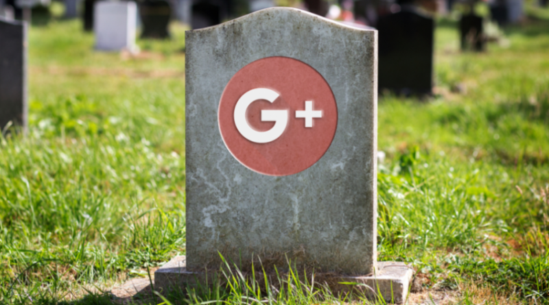 Google+ shut down date