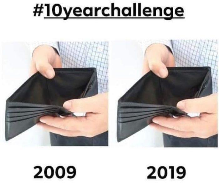 #10yearchallenge Funny 1