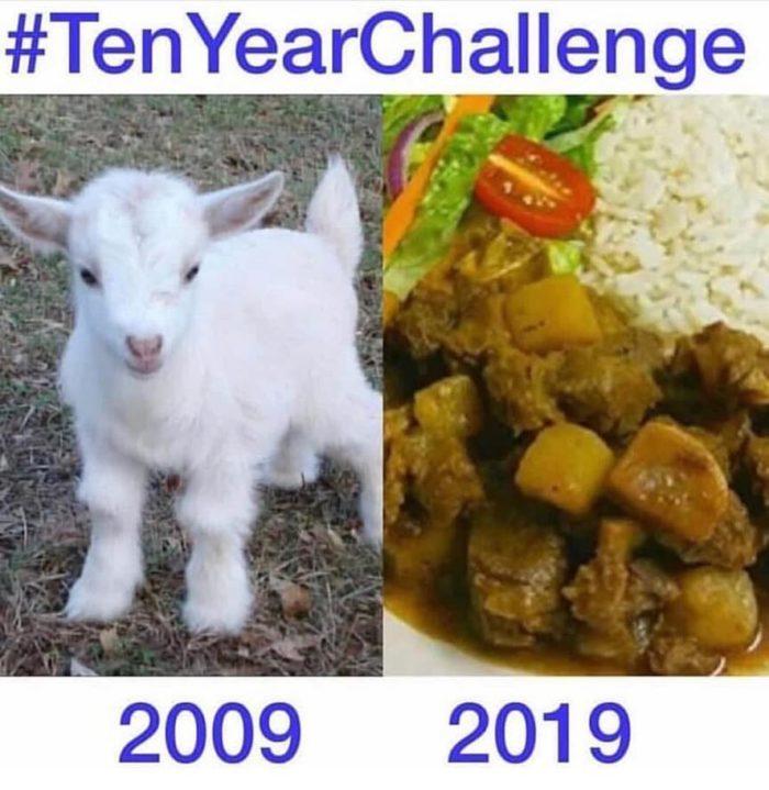 #10yearchallenge Funny 2