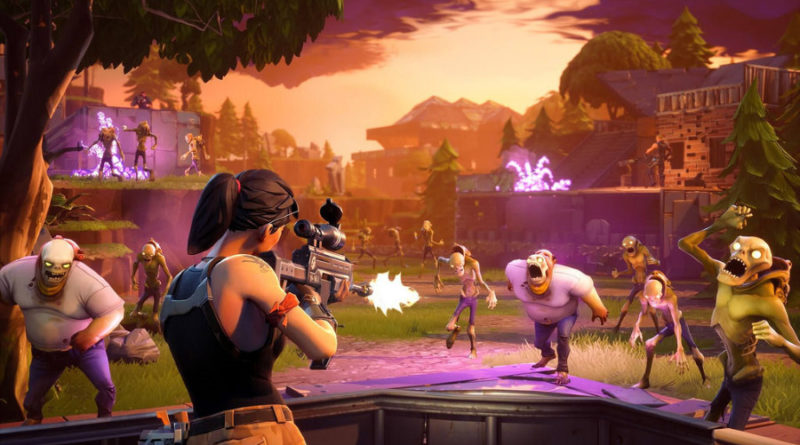 Syrk ransomware attack Fortnite players