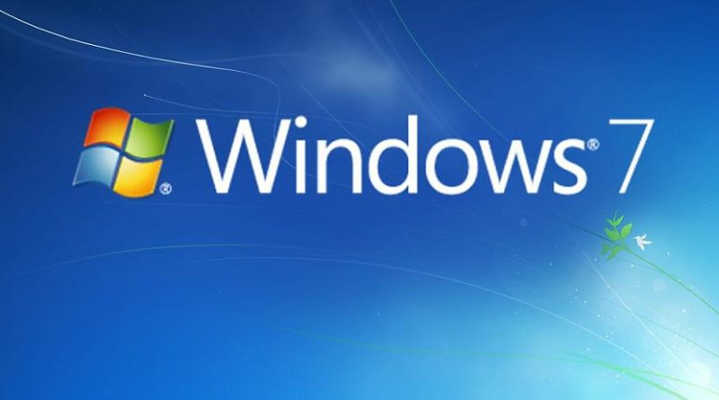 Microsoft fixed Windows 7