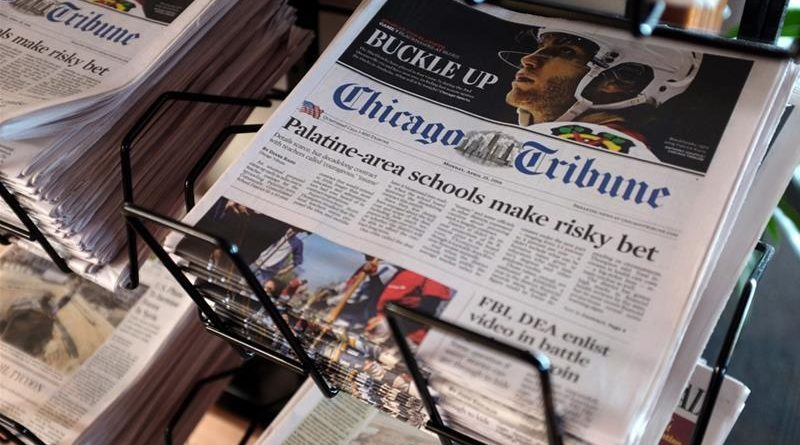 Ryuk Malware Attack Disrupted Print Newspaper
