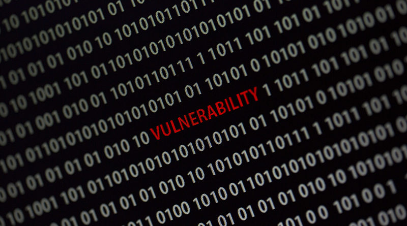 wolfSSL vulnerability