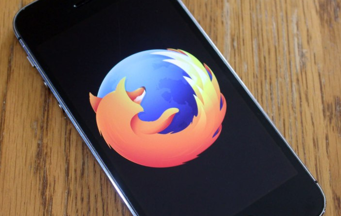 Firefox for iOS 15
