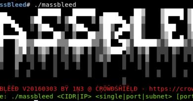 MassBleed – An Open Source SSL Vulnerability Scanner